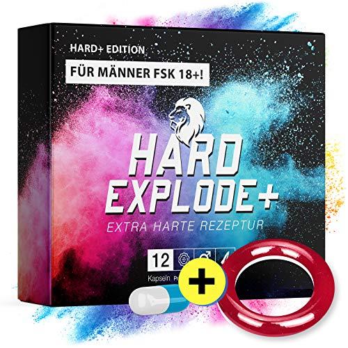 HardExplode | Neue Formel | Ultra STARK | 12 Kapseln
