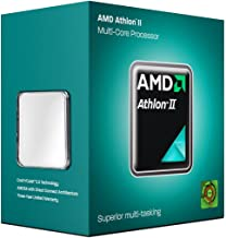 AMD Athlon II X2 250 Regor 3.0 GHz 2x1 MB L2 Cache Socket AM3 65W Dual-Core Desktop Processor - Retail ADX250OCGQBOX