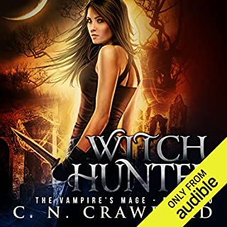 Witch Hunter     An Urban Fantasy Novel              Written by:                                                                                                                                 C.N. Crawford                               Narrated by:                                                                                                                                 Laurel Schroeder                      Length: 8 hrs and 10 mins     Not rated yet     Overall 0.0
