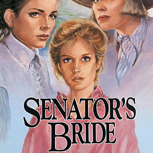 Senator's Bride audiobook cover art