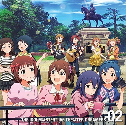 THE IDOLM@STER LIVE THE@TER DREAMERS 02