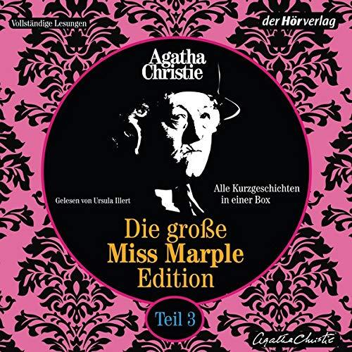 Couverture de Die große Miss-Marple-Edition 3