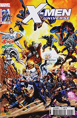 X-Men, Tome 6 : Universe 2012 PDF Books