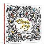 Choose Joy: A Coloring Book of Gratitude and Wonder
