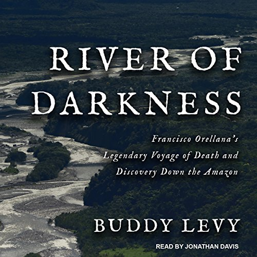 River of Darkness audiobook cover art