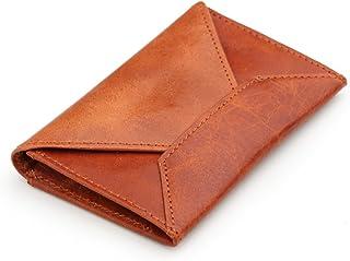 [アビエス] ABIES L.P. 日本製 ヴィンテージワックスレザー 本革 封筒型 名刺入れ