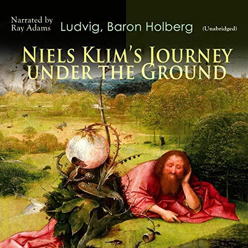 Niels Klim's Journey Under the Ground Titelbild
