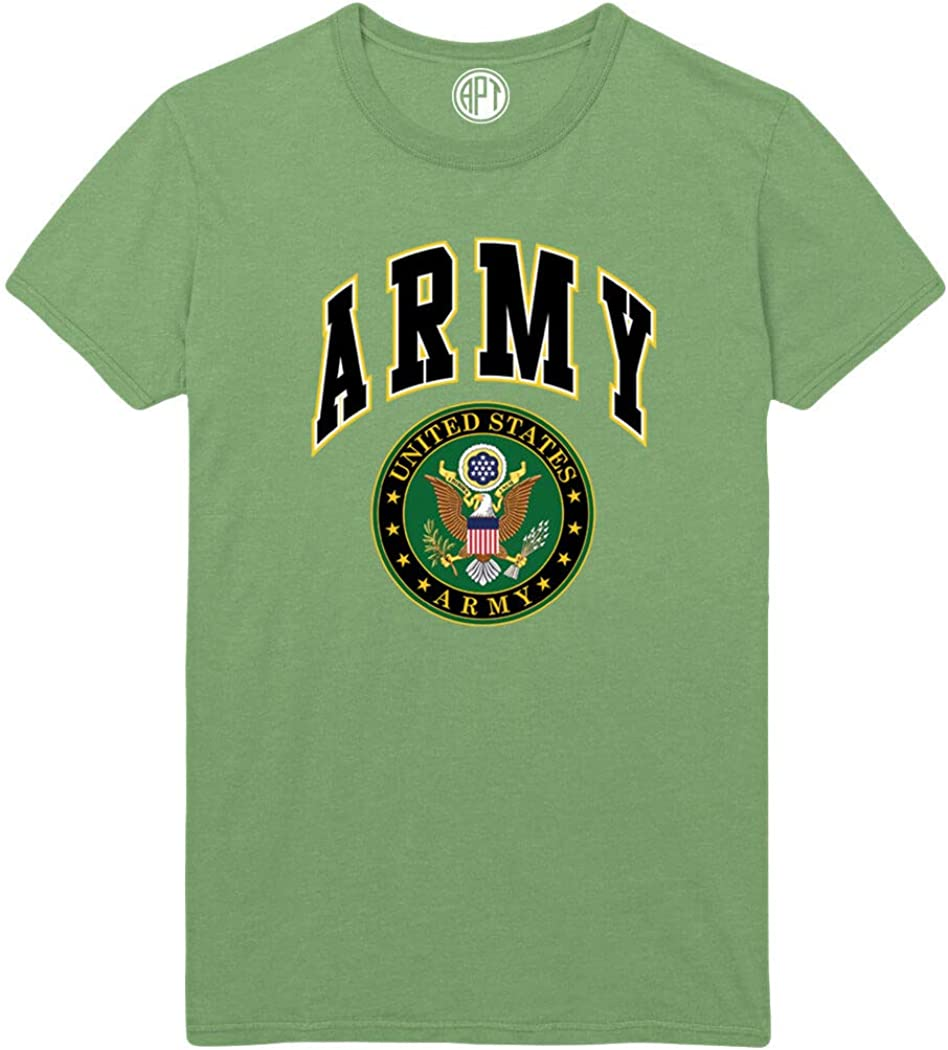 United States Army Seal Printed T-Shirt