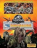 Jurassic World: Fallen Kingdom Magnetic Hardcover: Meet the Dinosaurs