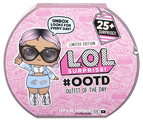 L.O.L. Surprise! – LOL Surprise Calendario de adviento, 30309