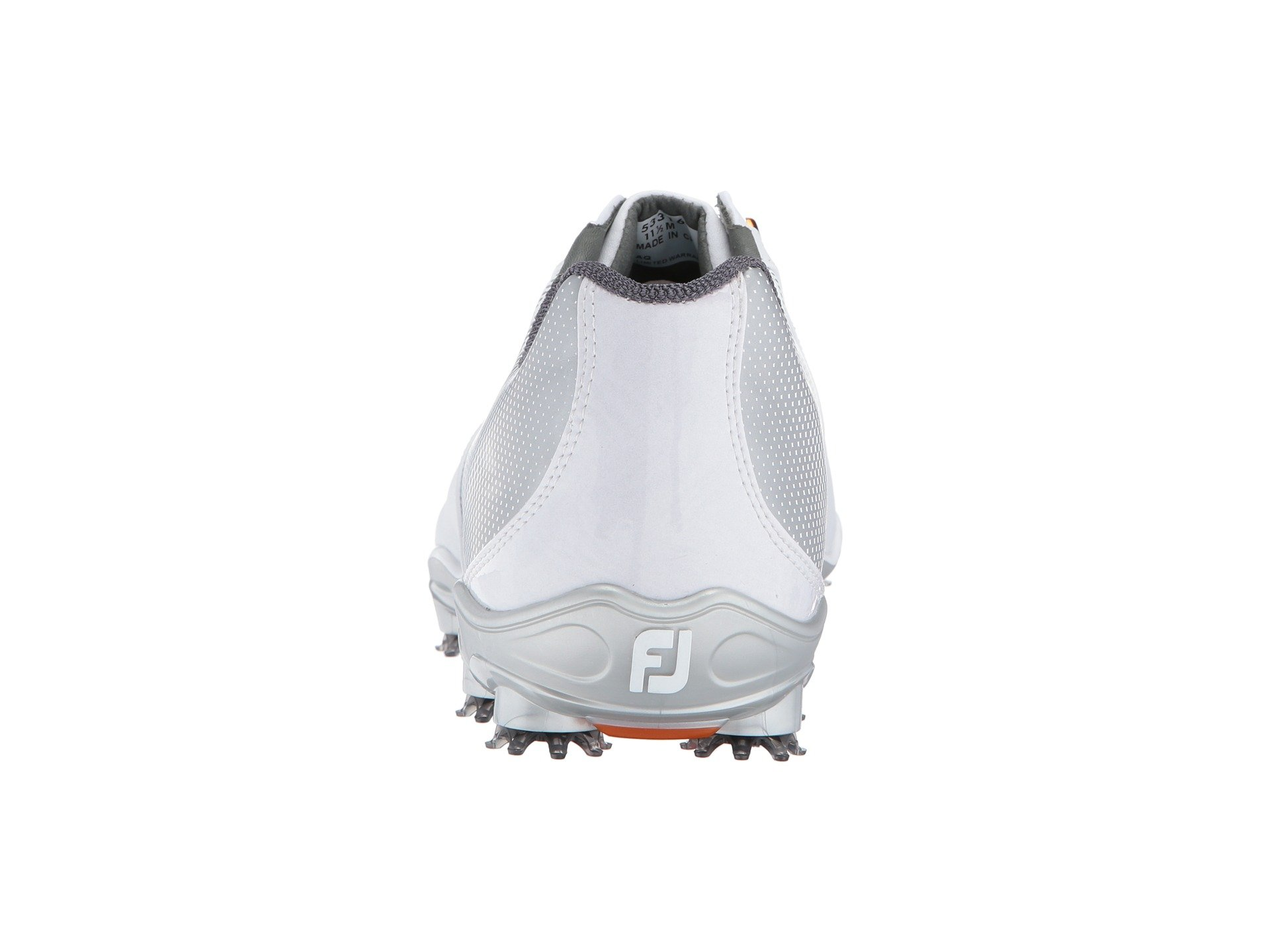 Bicycle Footjoy silver White Dna Helix Toe rqqBIg