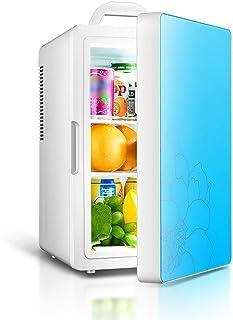 JTJxop Mini Réfrigérateur 16 litres Beauté Réfrigérateur, Mini Réfrigérateur pour Les Soins De La Peau et Les Cosmétiques ...