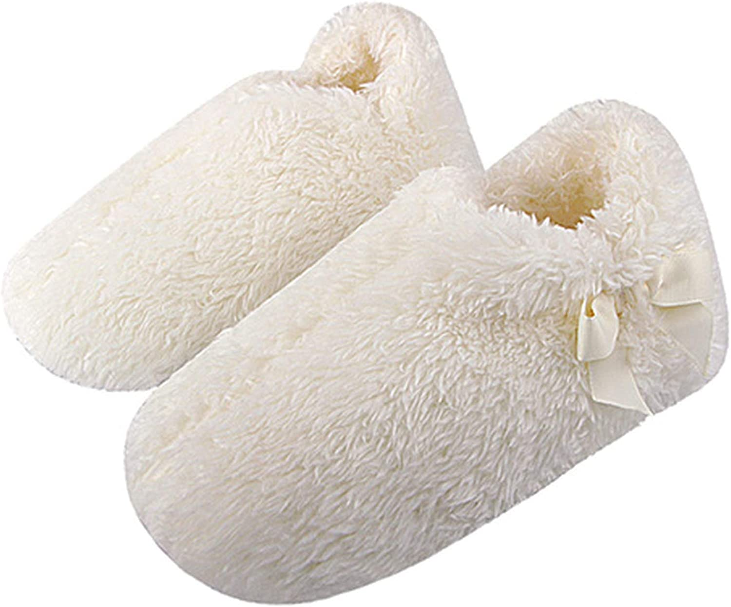 PilotageAuto Winter Fur Slippers shoes Woman Soft Plush Warm Home Slippers Indoor Floor Fluffy Cotton shoes
