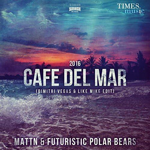 MATTN & Futuristic Polar Bears