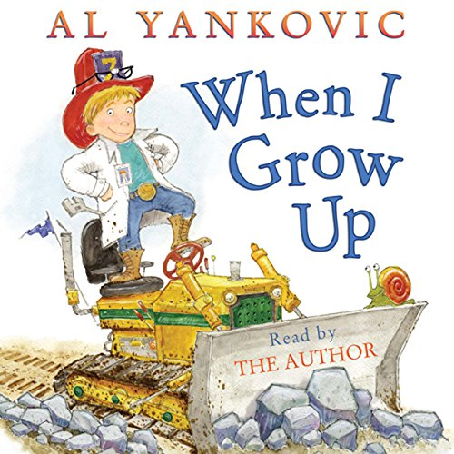 When I Grow Up audiobook cover art