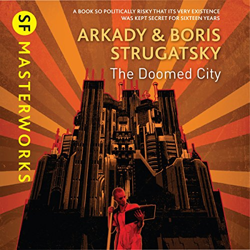 The Doomed City cover art