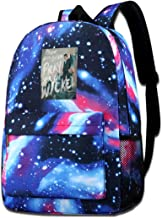 Galaxy Printed Shoulders Bag Panic At The Disco Pray For The Wicked Fashion Casual Star Sky Backpack For Boys&girls