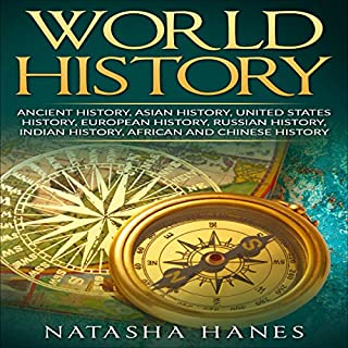 World History audiobook cover art