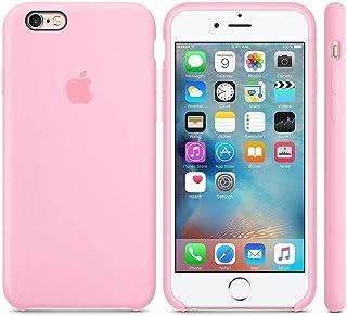744b90bfda3 Funda Silicona para iPhone 5, 5s, SE Silicone Case, Logo Manzana, Textura