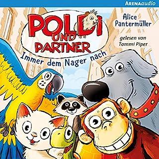 Immer dem Nager nach (Poldi und Partner 1) Titelbild
