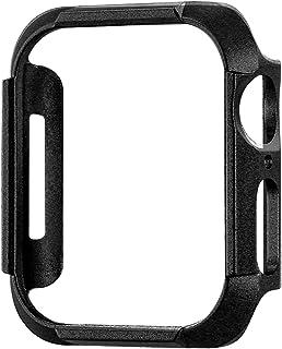 ZAALFC Parachoques de plástico Delgado para la Serie de Apple Watch SE Serie 6 5 4 Caso 40mm 44mm Funda Liviana para iWatc...