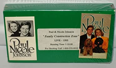 Paul & Nicole Johnson -- Family Construction Zone -- Live 1995