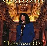 GOLDEN BEST Masatoshi Ono