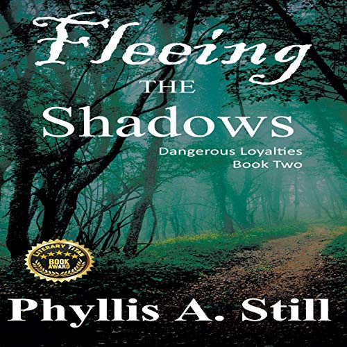 Fleeing the Shadows audiobook cover art