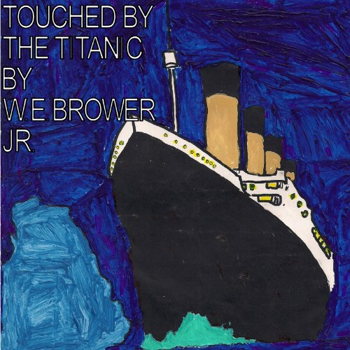 Touched by the Titanic audiobook cover art