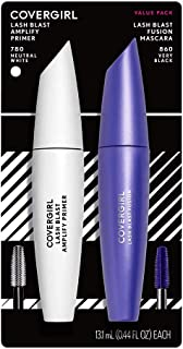 Covergirl Lash Blast Fusion Mascara & Covergirl Lash Blast Amplify Eyelash Primer Pack