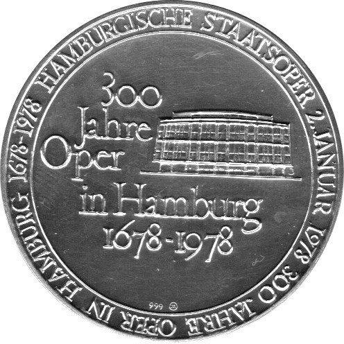 Schniebel Trading Medaille 1978