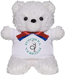 CafePress Future P.A. Physician Assistant Teddy Bear, Plush Stuffed Animal