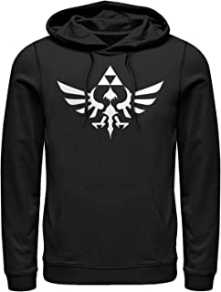 Nintendo Men's Legend of Zelda Triforce Hoodie