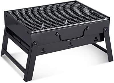 Amazon.com: WPCBAA 4 in 1 Japanese Ceramic Hibachi BBQ Table ...