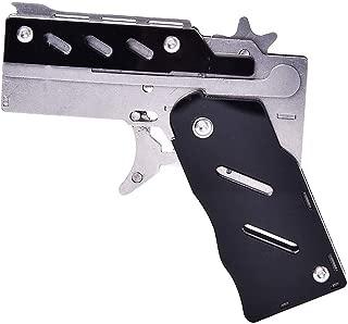 wooden rubber band gun designs