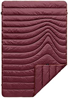 Rumpl The Original Puffy | Indoor Outdoor Camping Blanket for Traveling, Picnics, Beach Trips, Concerts