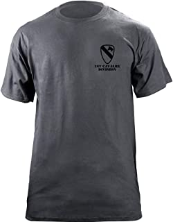 USAMM Army 1st Cavalry Division Full Color Veteran T-Shirt
