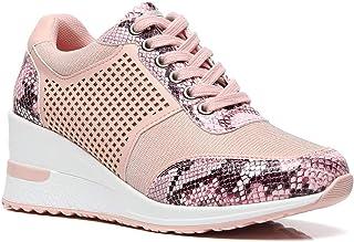 Women's Casual Wedge Sneakers
