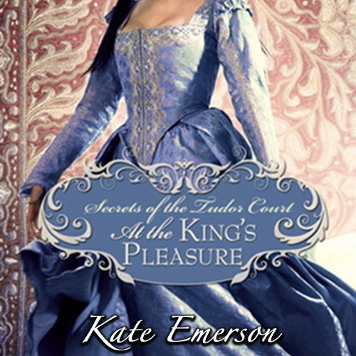 At the King's Pleasure audiobook cover art
