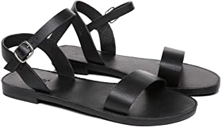 UGG AUSTRALIAN SHEPHERD Women's Fashion Sandals Dolly Ankle Strap Buckle Sling Back Slides Sandal