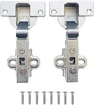 /Capacidad De Carga: 50/kg pie para mueble, mesa soporte longitud: 100/mm de aspecto de acero Hettich 9219870/patas de mesa 30/mm de di/ámetro / 4/unidades aluminio
