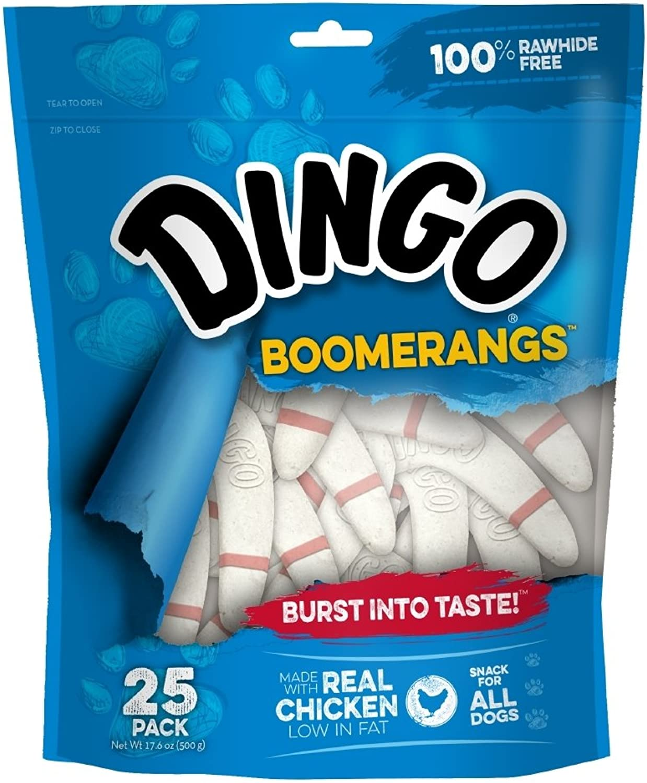 Dingo DG 25CT Boomerang RH Free