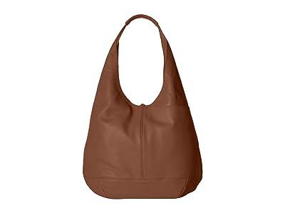 Lucky Brand Mia Hobo (Peanut) Hobo Handbags