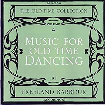 Music for Old Time Dancing, Vol. 4