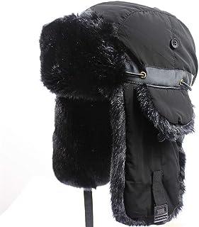 Hat Fashion Adjustable Unisex Ski Cap Warm Earmuffs Hat Fashion Accessories (Color : C2)