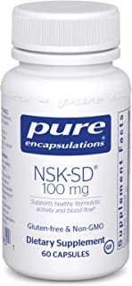 Pure Encapsulations - NSK-SD - Nattokinase 100 mg - Enzymes to Promote Healthy Blood Flow, Circulation, and Blood Vessel F...