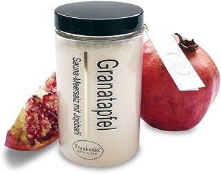 Lashuma Cosmetics Produits de soin à la grenade et huile d'amande au choix: gel douche, bain moussant, shampooing, exfoli...