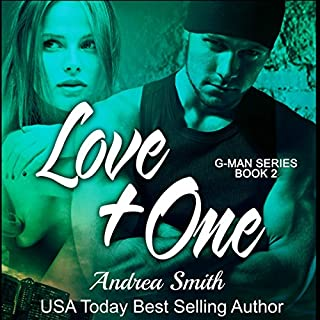 Love Plus One audiobook cover art
