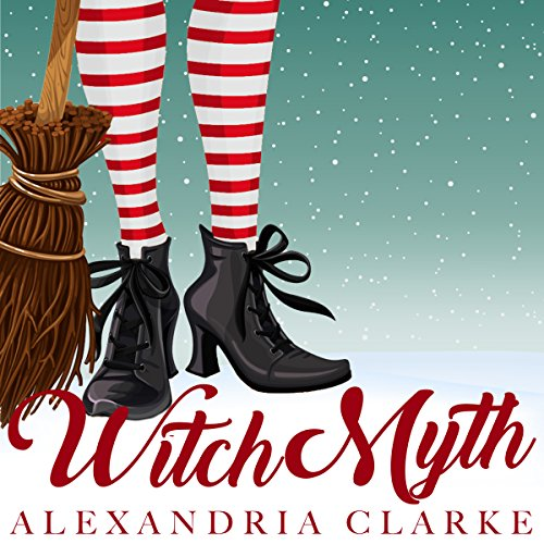 Witch Myth: A Yew Hollow Christmas, Book 1 audiobook cover art