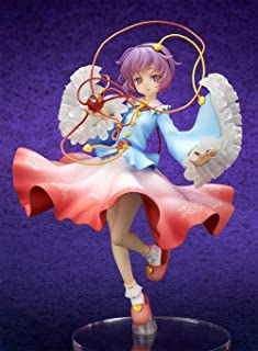 """Touhou Project """"Girl Fear the Rudge of the Rudder"""" Satori Anmei 1/8 Scale Assembled Figure"""